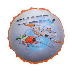 Подушка антистресс Самолеты В31, арт. 52757-1, Small Toys, красный СмолТойс