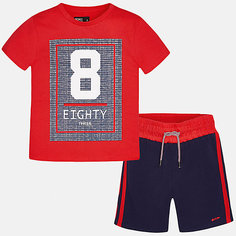 Комплект: футболка и брюки для мальчика Mayoral