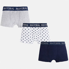 Трусы (3 пары) для мальчика Mayoral