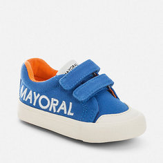 Кеды для мальчика Mayoral