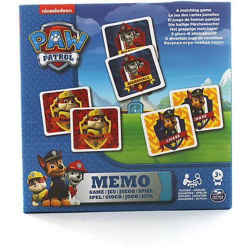 """Игра """"Мемори"""" 48 карточек, Щенячий Патруль"""