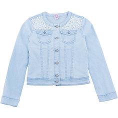 Куртка джинсовая для девочки SELA
