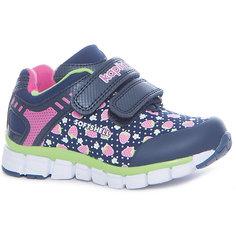 Кроссовки для девочки KAPIKA, синий