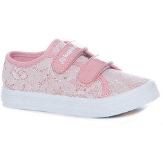 Кеды для девочки KAPIKA, розовый