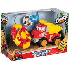 Радиоуправляемая машинка и руль, Чак и его друзья Jazwares