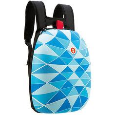 Рюкзак SHELL BACKPACKS, цвет голубой Zipit