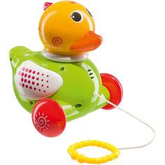 """Игрушка-каталка Happy Baby """"Ducky"""""""