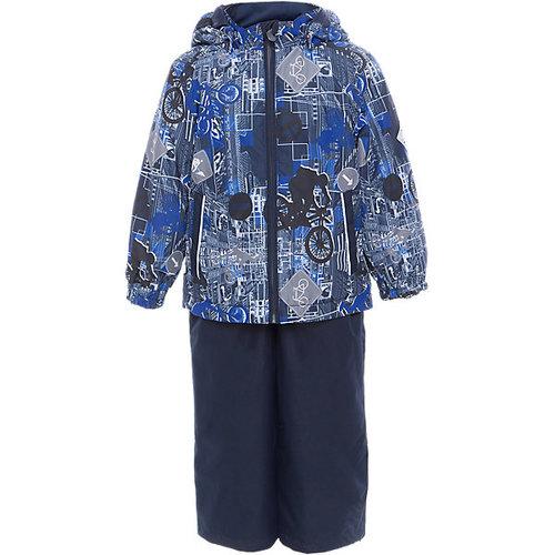 Комплект: куртка и полукомбинезон YOKO для мальчика Huppa