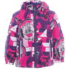 Куртка JODY для девочки Huppa