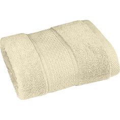 Полотенце махровое 100*150, Cozy Home, молочный