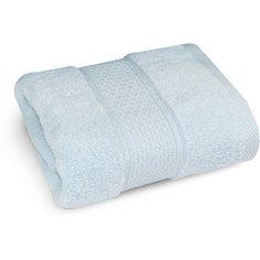 Полотенце махровое 50х90, Cozy Home, голубой