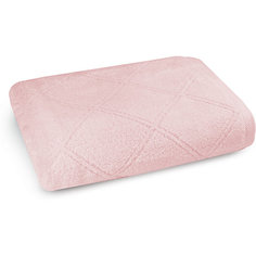 Полотенце махровое 50х90, Cozy Home, розовый