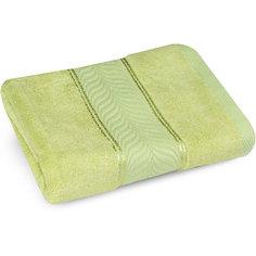 Полотенце махровое 70*140 бамбук, Cozy Home, зеленый