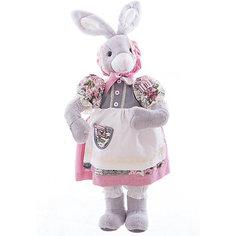 Интерьерная кукла Зайчик C21-288048, Estro