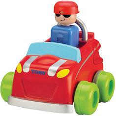 """Машинка """"Нажимай и гоняй"""", TOMY"""