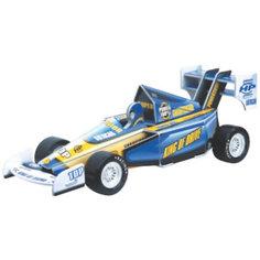 """Конструктор-3D """"Гоночная Машинка XL"""", синяя Educational Line"""