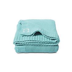 Вязаный плед Chunky Knit 100х150 см, Jollein, Jade