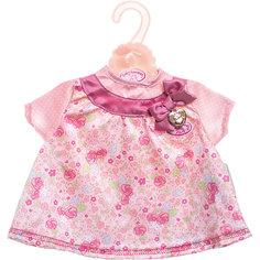 Платье для куклы, розовое, Baby Annabell Zapf Creation