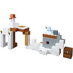 Майнкрафт: большой игровой набор Jazwares
