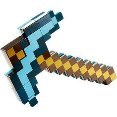 Майнкрафт: бриллиантовый меч / секира Jazwares