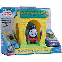"""Игровой набор с проекцией и звуками """"День и Ночь"""", Томас и его друзья Mattel"""