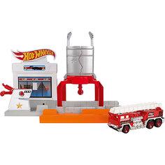 Трансформирующийся игровой набор Blaze Blast, Hot Wheels Mattel