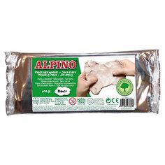 Паста для моделирования, 500гр, цвет белый Alpino