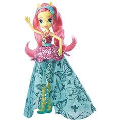 "Кукла Эквестрия Герлз ""Легенды вечнозеленого леса"" Crystal Gala - Флаттершай Hasbro"