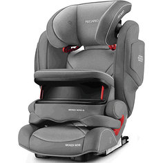 Автокресло RECARO Monza Nova IS Seatfix 9-36 кг, Alluminum Grey