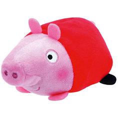 """Мягкая игрушка """"Свинка Пеппа, 11х7х5 см"""", Teeny Tys, Ty"""