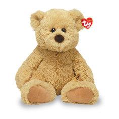 """Мягкая игрушка """"Медвежонок Boris (коричневый), 25 см"""", Classic, Ty"""
