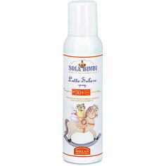 Молочко-спрей солнцезащитное Helan Sole Bimbi  SPF 50, 125мл.
