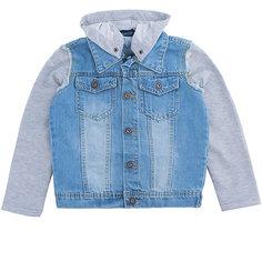 Куртка джинсовая для мальчика Luminoso
