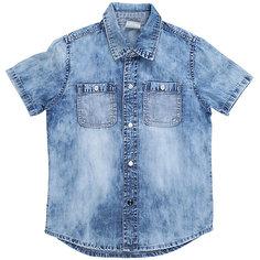 Рубашка джинсовая для мальчика Sweet Berry