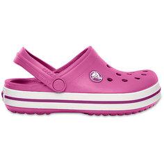 Сабо Crocband™ clog, розовый Crocs
