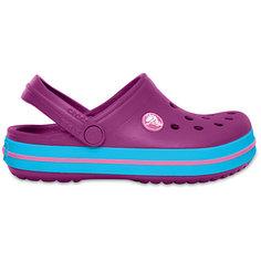 Сабо Crocband™ clog, фиолетовый Crocs