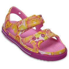 Сандалии для девочки Kids Crocband II CROCS