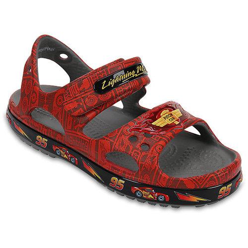 Сандалии Kids Crocband II Lightning McQueen Sandal CROCS