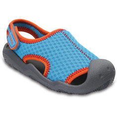 Сандалии CROCS Swiftwater Sandal, голубой