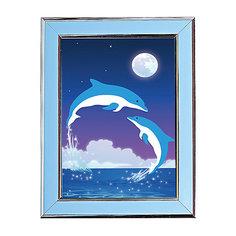 """Мозаичная картина """"Дельфины"""" Molly"""