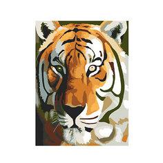 """Картина по номерам """"Тигр"""", 40*50 см Molly"""