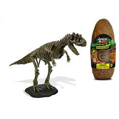 Яйцо динозавра - сборная модель Карнотавра, Geoworld