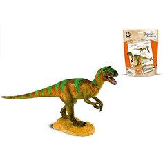 Динозавр Аллозавр, коллекция Jurassic Hunters, Geoworld