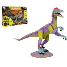 Динозавр Велоцираптор, коллекция Jurassic Action, Geoworld