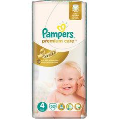 Подгузники Pampers Premium Care Maxi, 8-14 кг., 52 шт.