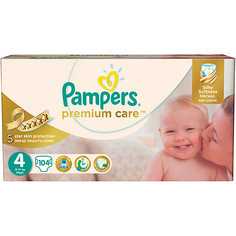Подгузники Pampers Premium Care Maxi, 8-14 кг., 104 шт.