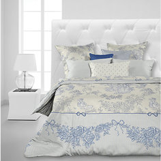 """Комплект постельного белья """"Toile de Jouy"""", 2 спальное, перкаль, Carte Blanche"""