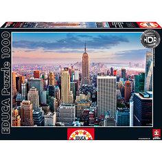 """Пазл """"Манхеттен, Нью-Йорк"""", 1000 деталей, Educa"""