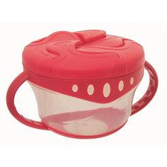 Чашка для сухих завтраков, Мир Детства, красный