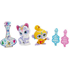 Набор фигурок Тала и Нала, Shimmer&Shine Mattel